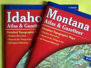 Atlas  Fly Fishing Guides  Fly Fishing Montana Books